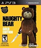 Naughty Bear Gold Edition (PS3 輸入版 北米)