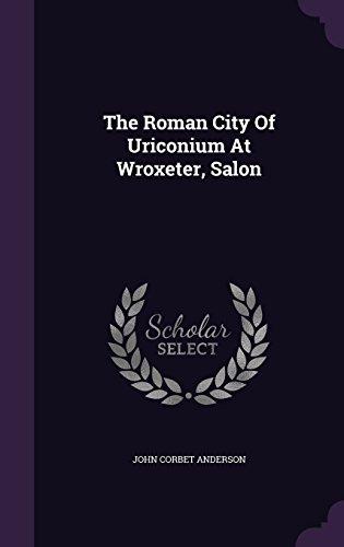The Roman City Of Uriconium At Wroxeter, Salon