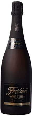 FREIXENET Cordon Negro Spanish Cava 75cl Bottle