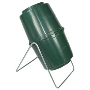 Tumbleweed 200003 58-Gallon Rotating Compost Bin, Green (Discontinued by Manufacturer)