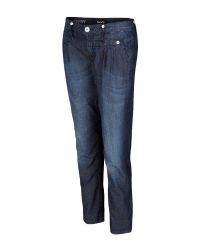 Bench - Jeans Candy, Mutande Donna, Blu (mid worn blue), W26 (Taglia Produttore: 26)