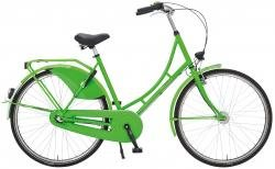 "Holland Nostalgie Damen ""Eco"" Fahrrad, grasgrün, 55 cm"