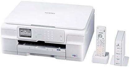 brother A4インクジェットプリンター複合機/FAX/10/12ipm/無線LAN/デジタル子機1台 MFC-J827DN