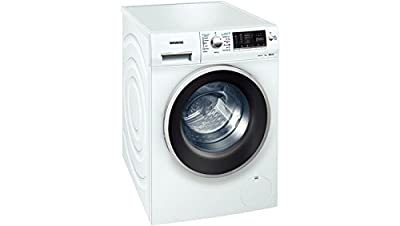 Siemens WM12S460IN Front-loading Washing Machine (8 Kg, White)