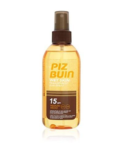 Piz Buin Spray Solar Wet Skin SPF15 150 ml