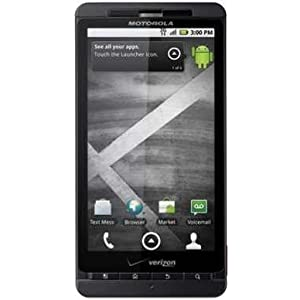Motorola DROID X Android No Contract