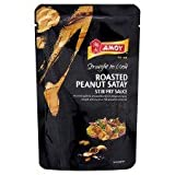 Amoy Straight To Wok Roasted Peanut Satay Stir Fry Sauce 120G