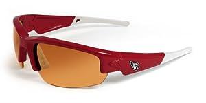 NFL Arizona Cardinals Dynasty Sunglasses with Bag by Maxx