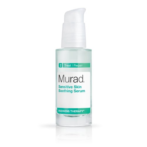 Murad Sensitive Skin Soothing Serum, Redness Therapy, 1 fl oz