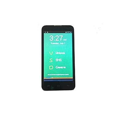 Panasonic T41 Mobile Phone (Pearl White)