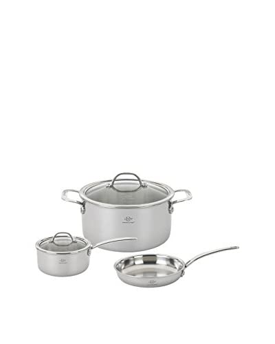Lenox 5 piece performance series cookware starter set for Art and cuisine cookware