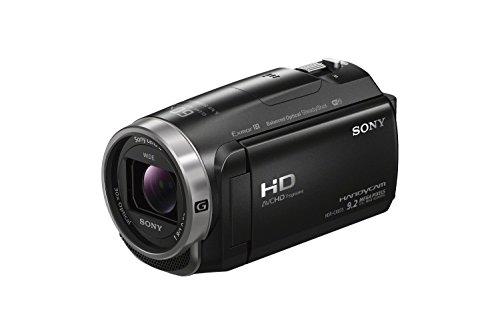 SONY ビデオカメラ Handycam HDR-CX675 ブラック 光学30倍 HDR-CX675-B