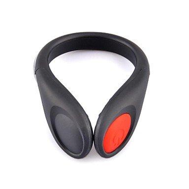 Portable Bike Cycling Sports Shoes Wrist Safety Signal LED L