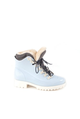 AUSTRALIA LUXE COLLECTIVE Womens Rubstep Ice Blue Chukka Boots RUB303N 7 UK, 40 EU