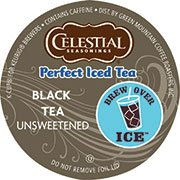 Celestial Unsweetened Black Perfect Iced Tea 24 K Cups
