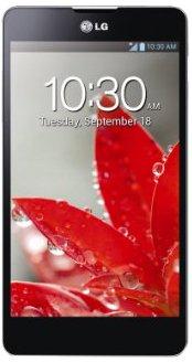 LG Optimus G E975 Smartphone débloqué (Ecran: 4.7 pouces - 32 Go) Noir (import Italie)