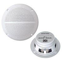 2x-Marine-Einbau-Lautsprecher-Sauna-Feuchtraum-Bad-Boot