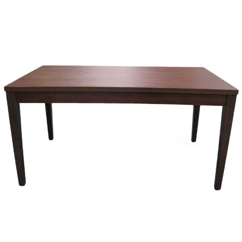 Winslow Walnut Solid Wood Veneer Dining Table RRP £138