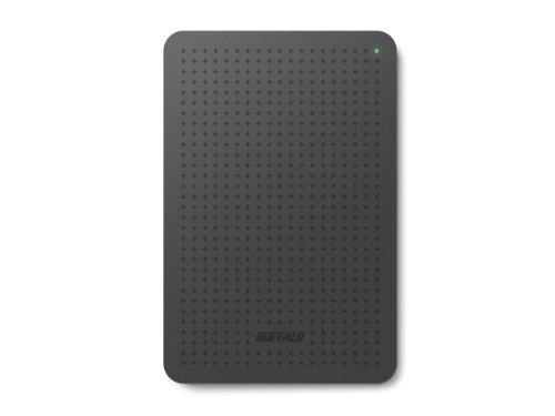 "Buffalo HD-PCF1.0U3BB-EU MiniStation HDD Esterno, 1 TB, 2,5"", Nero"