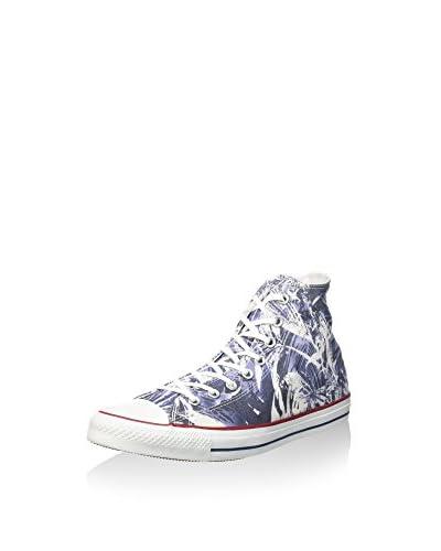 Converse Zapatillas abotinadas All Star Hi Graphics Azul