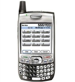Palm Treo 700p PDA Phone Camera Bluetooth