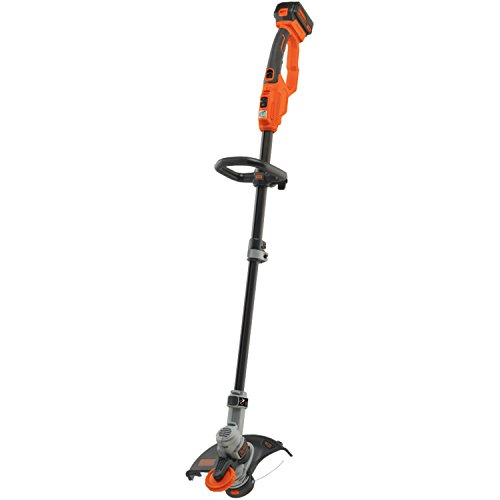 Find Cheap Black & Decker LST400 12-Inch Lithium High Performance Trimmer and Edger, 20-volt