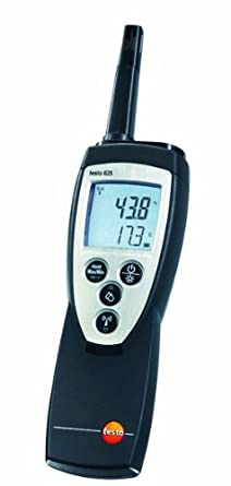 Amazon.com: Testo 0563 6251 Hygrometer with Integral Humidity Probe