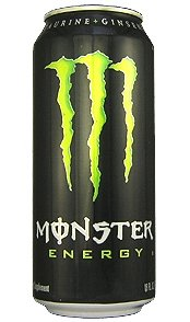 16 Pack - Monster Original Energy Drink - 16 ounce