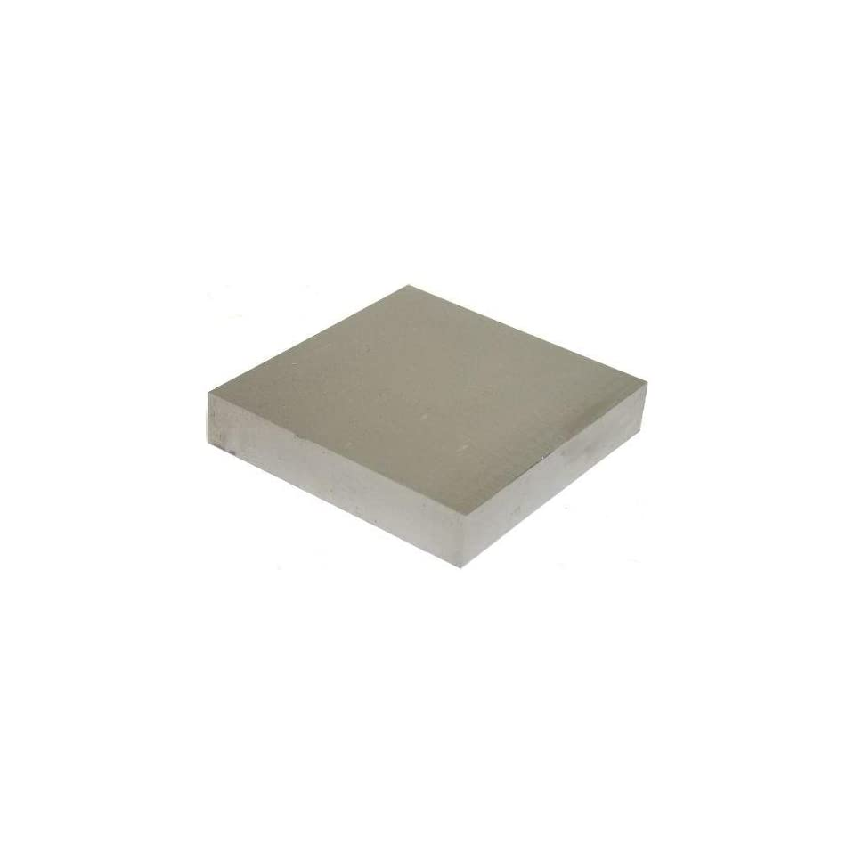HTS 106N7 Stainless Steel Flat Jewelers Bench Block