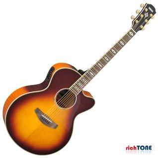 ヤマハ エレクトリックアコースティックギター CPX1000 BS