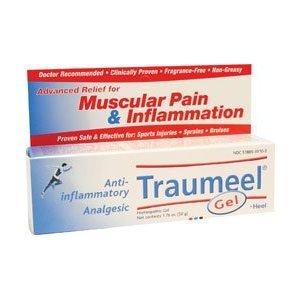 Heel Traumeel, Homeopathic Gel 1.76 oz (50 g)