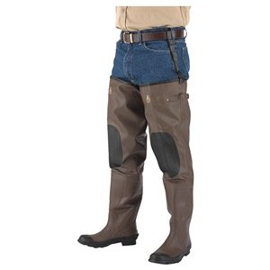 Insulated hip waders mens size 10 pr for Men s fishing waders