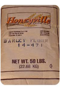 Amazon.com : Barley Flour - 50 Pound Bag : Grocery