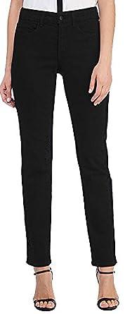 NYDJ Women's Sheri Skinny Jean,2,Black