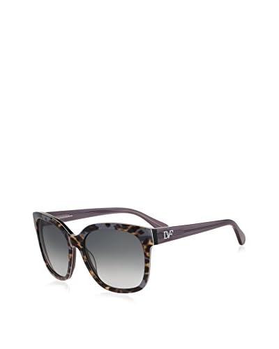 DVF Gafas de Sol Dvf602S Julianna (58 mm) Negro