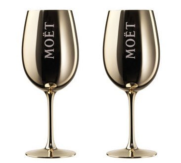 set-of-2-moet-chandon-imperial-dom-perignon-champagne-gold-acrylic-glasses-goblets-flutes