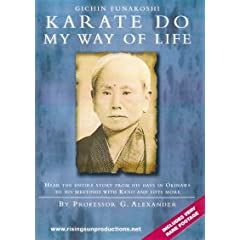 DVD - Karate Do My Way of Life Gichin Funakoshi