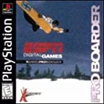 ESPN Xgames:  Pro boarders - PlayStation
