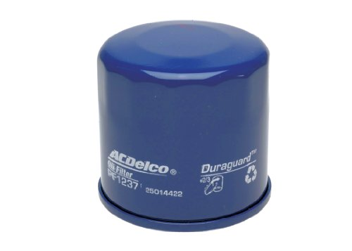 ACDelco PF1237 Professional Engine Oil Filter (Car Quest Oil Filter compare prices)