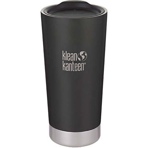 Klean Kanteen Vacuum Insulated Tumbler with Lid, Brushed Stainless, One Size/20 oz (American Made Coffee To Go Mug compare prices)