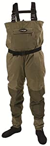 Frogg Toggs Hellbender™ Breathable Stockingfoot Wader, Green, Model 2711125,... by Frogg Toggs