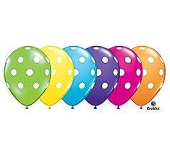 Polka Dot Balloons - 11