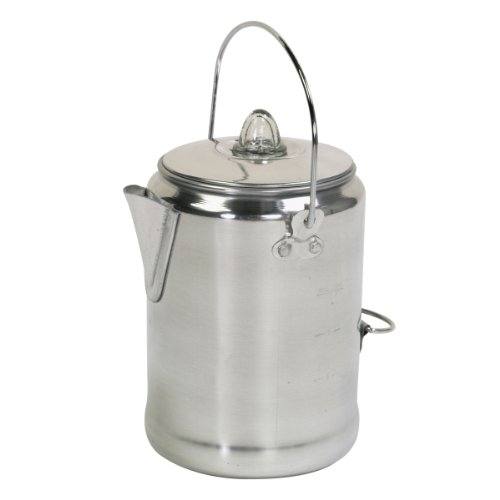 Wenzel Camp Coffee Pot with 9 Cup Capacity