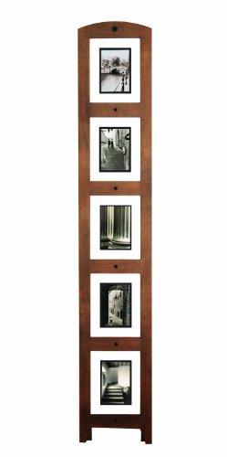 standing picture frame room divider unique photo display idea. Black Bedroom Furniture Sets. Home Design Ideas