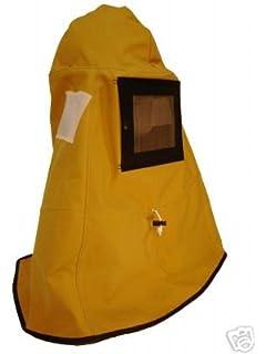 Sandblasting Protective Clothing Alc Heavy Duty Sandblast Hood