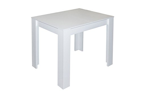 esstisch pit 0566 80 60 weiss matt com forafrica. Black Bedroom Furniture Sets. Home Design Ideas