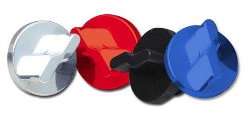 TM DesignWorks Oil Fill Plug Red for Honda Kawasaki Yamaha (Kawasaki Oil Dipstick compare prices)
