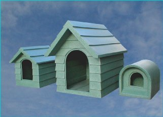 Mr Snuggs Small Plastic Dog Kennel