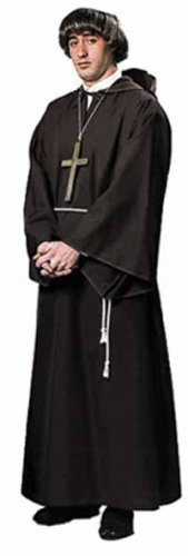 Monk's Robe Adult Costume RENTAL QUALITY Costume Robe 1401
