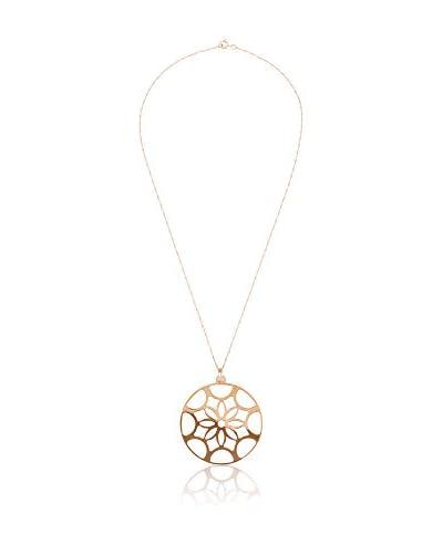 Córdoba Jewels Set catenina e pendente  argento 925 bagnato oro